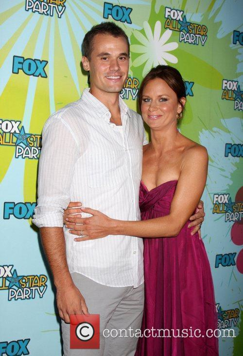 Mary Lynn Rajskub and Husband Matthew Rolph 4