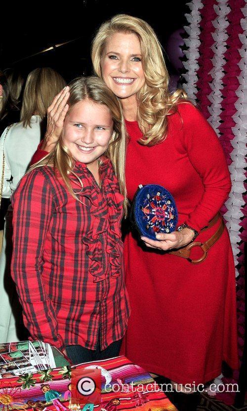 Christie Brinkley and Sailor Brinkley 6