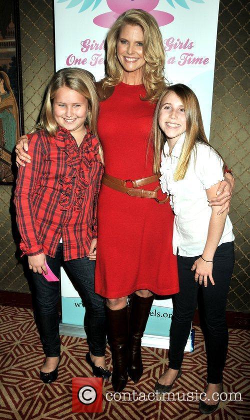 Christie Brinkley and Sailor Brinkley 2