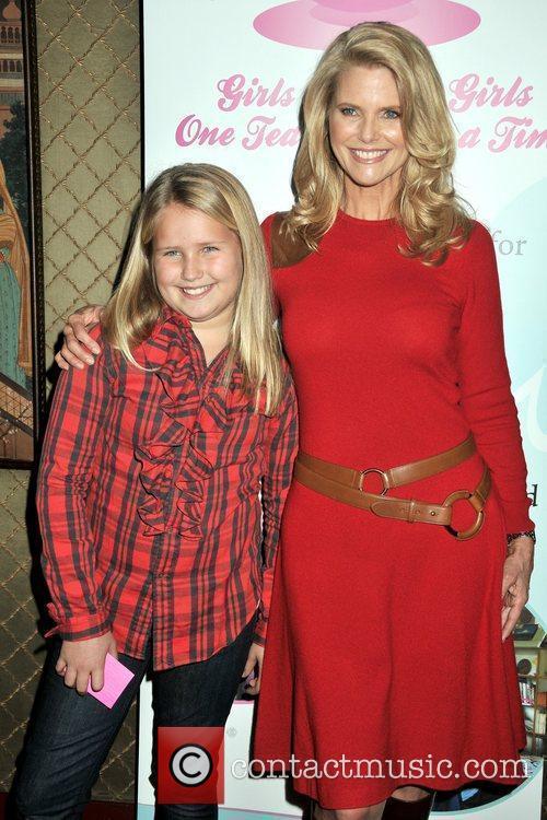 Christie Brinkley and Sailor Brinkley 7