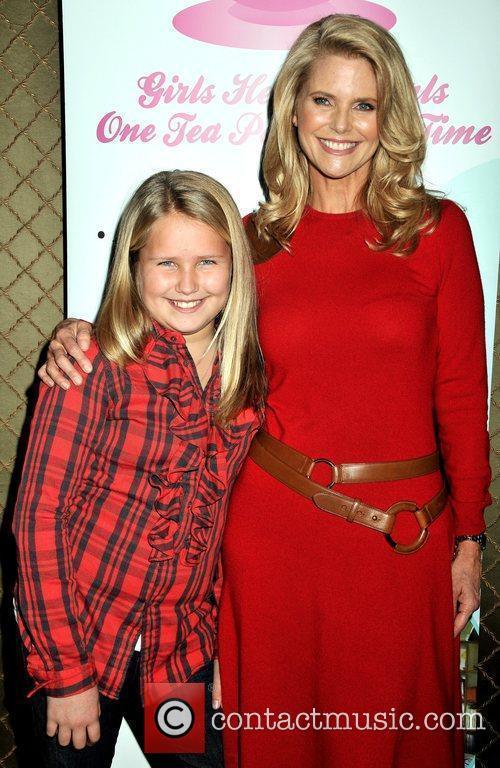 Christie Brinkley and Sailor Brinkley 11