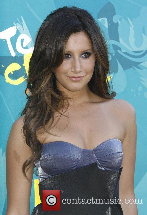 Ashley Tisdale Teen Choice Awards 2009 held at...