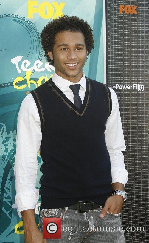 Corbin Bleu Teen Choice Awards 2009 held at...