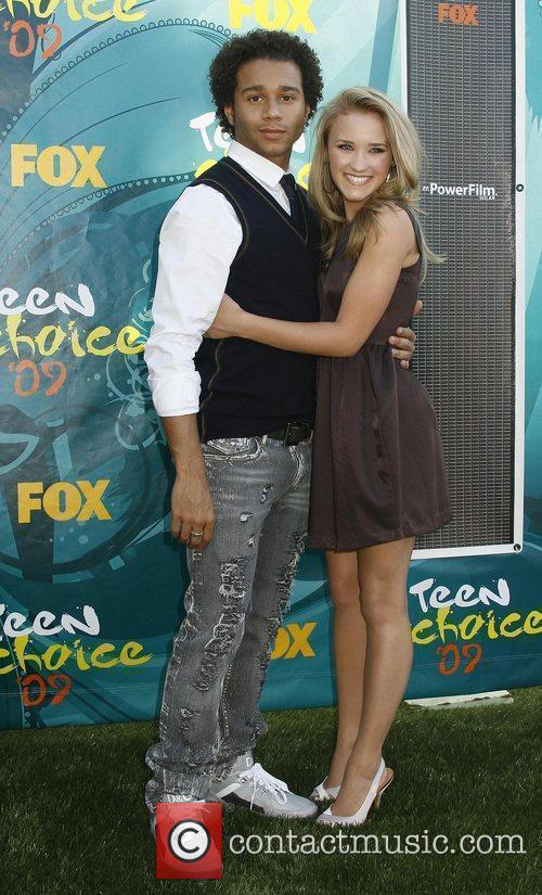 Corbin Bleu and Emily Osment 3