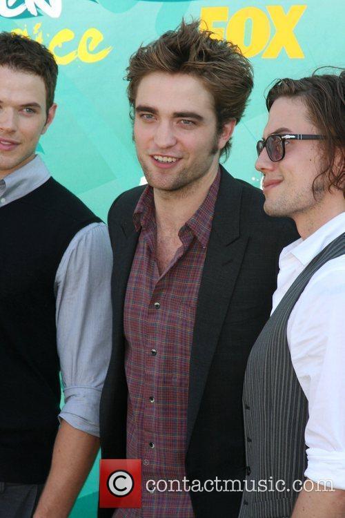 Robert Pattinson Teen Choice Awards 2009 held at...