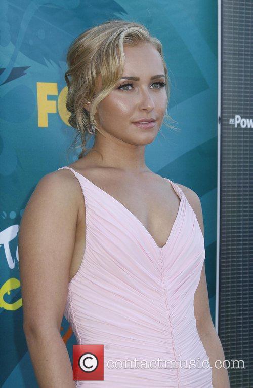 Teen Choice Awards 2009 held at the Gibson...