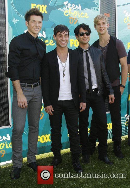 Honor Society Teen Choice Awards 2009 held at...