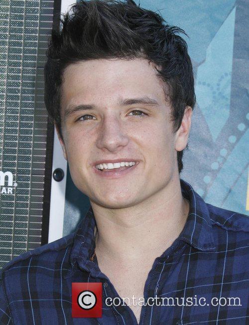Josh Hutcherson Teen Choice Awards 2009 held at...