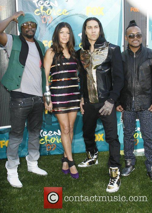 Will.i.am and Black Eyed Peas 3
