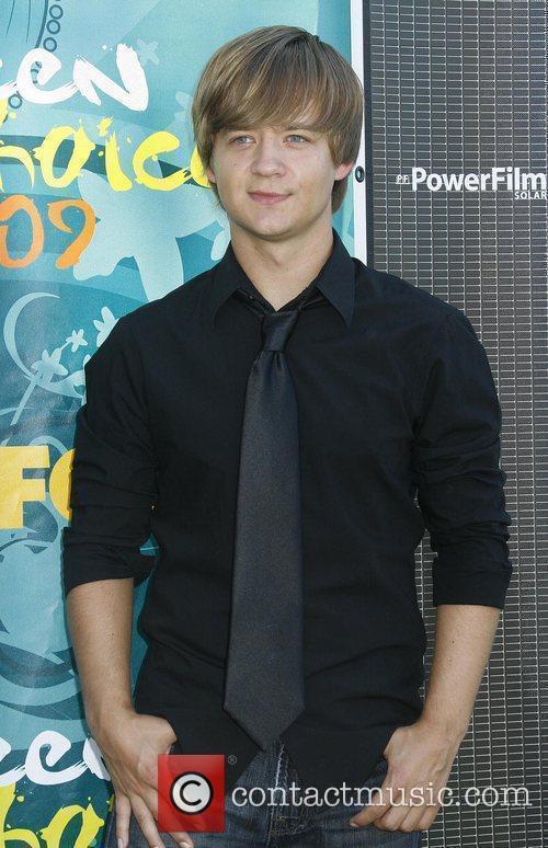 Jason Earles Teen Choice Awards 2009 held at...
