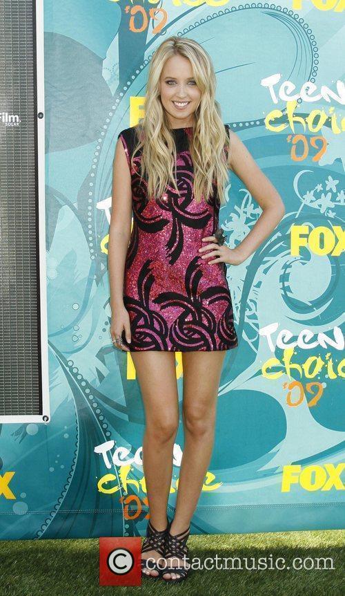 Megan Park Teen Choice Awards 2009 held at...