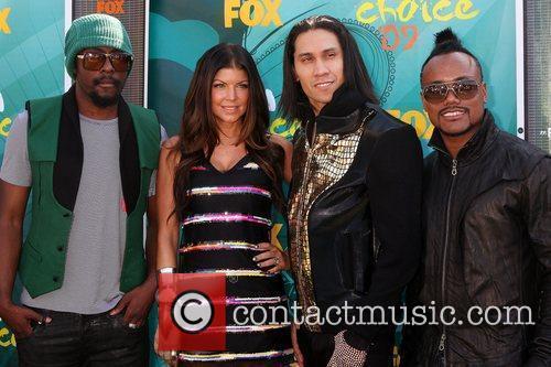 Black Eyed Peas Teen Choice Awards 2009 held...