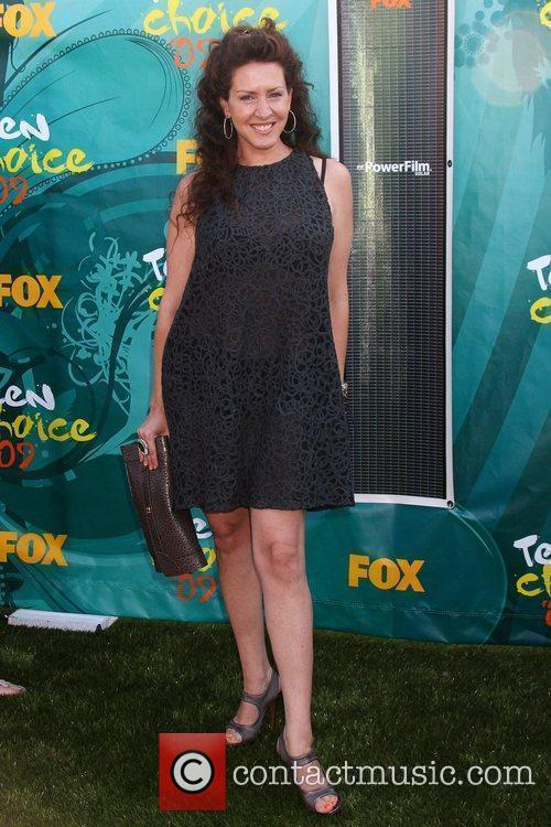 Joely Fisher Teen Choice Awards 2009 held at...