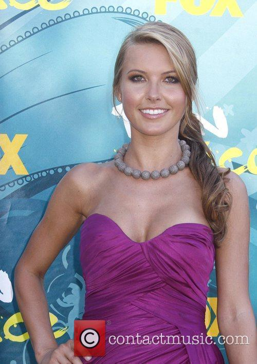 Audrina Patridge Teen Choice Awards 2009 held at...