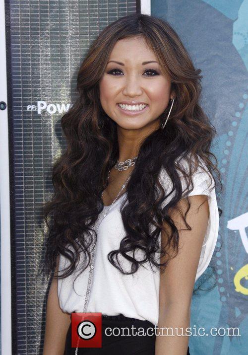 Brenda Song Teen Choice Awards 2009 held at...
