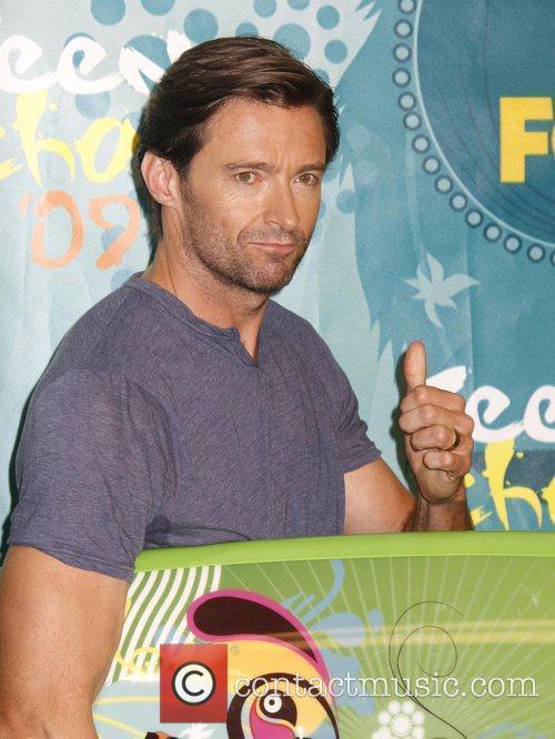 Hugh Jackman Teen Choice Awards 2009 held at...