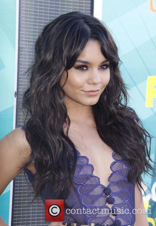 Vanessa Hudgens Teen Choice Awards 2009 held at...
