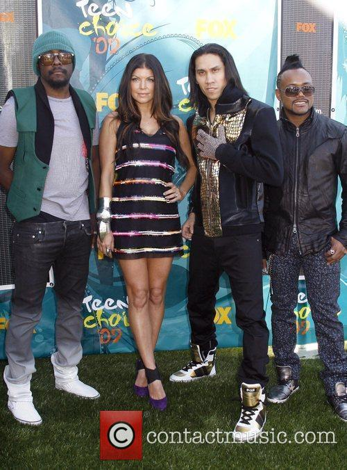 Will.i.am and Black Eyed Peas 2
