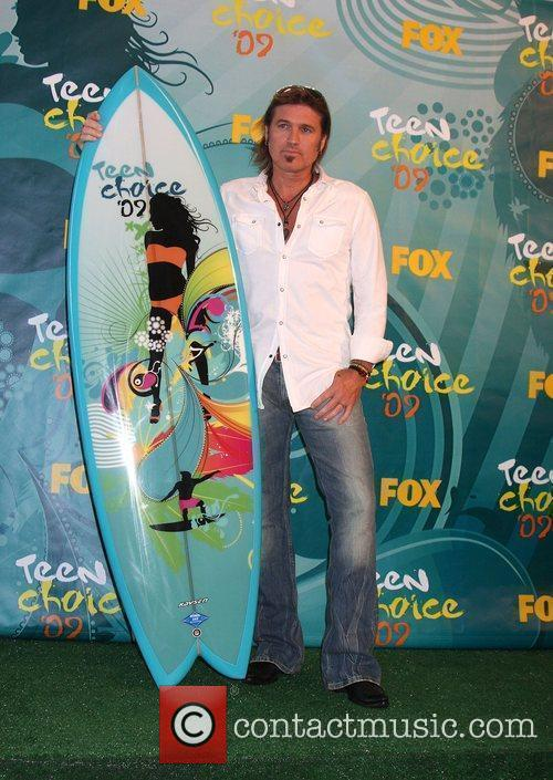 Billy Ray Cyrus Teen Choice Awards 2009 held...