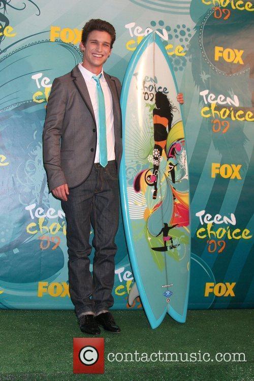 Daren Kagasoff Teen Choice Awards 2009 held at...