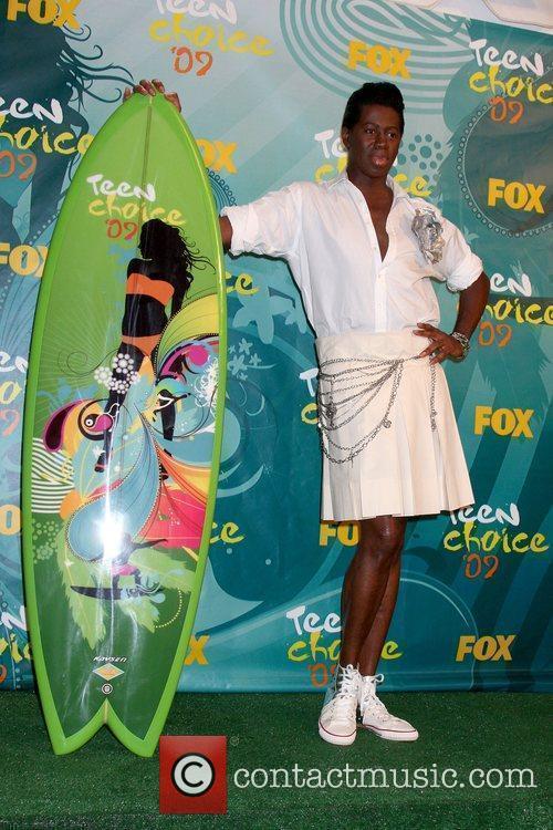 J. Alexander aka Miss J Teen Choice Awards...