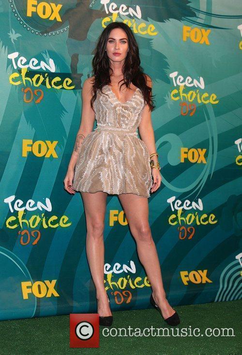 Megan Fox Teen Choice Awards 2009 held at...