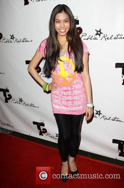 Ashley Argota and Teen Choice Awards 2