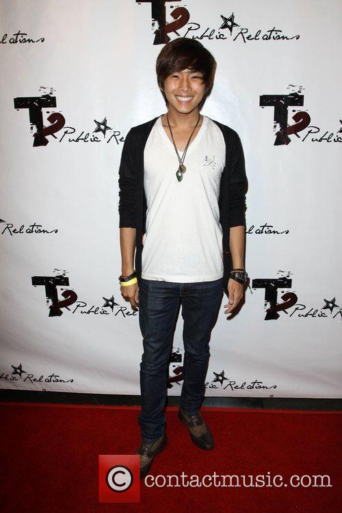 Justin Shon and Teen Choice Awards 2
