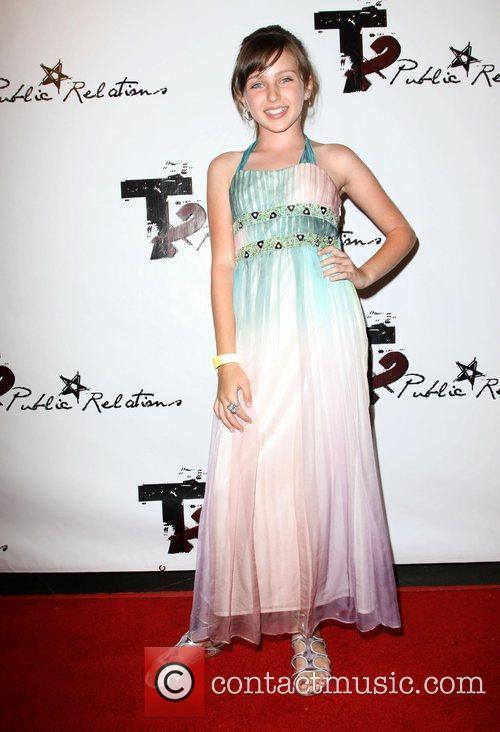 Ryan Newman and Teen Choice Awards 3
