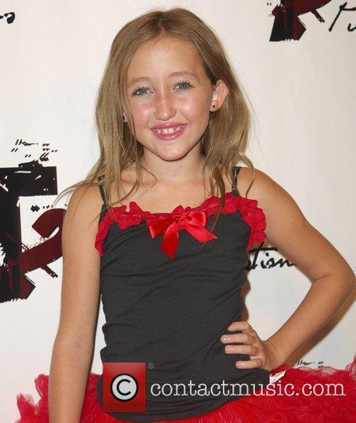 Noah Cyrus and Teen Choice Awards 2