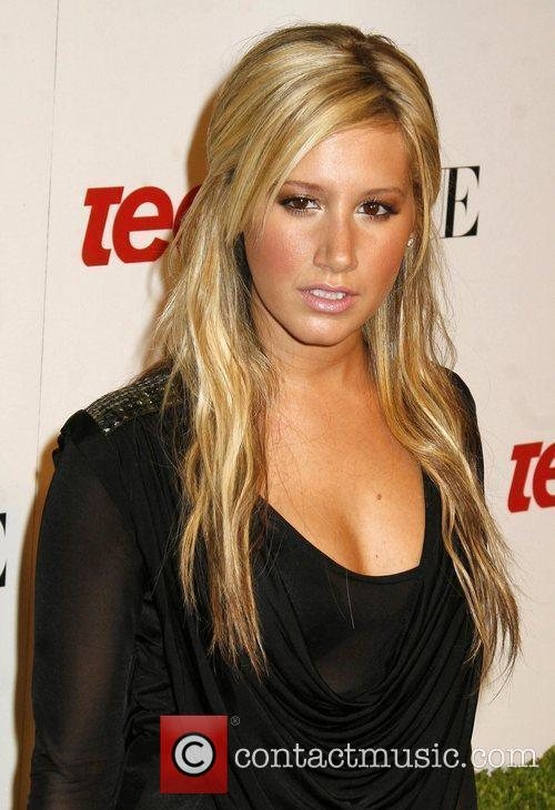 Ashley Tisdale  The 7th Annual Teen Vogue...