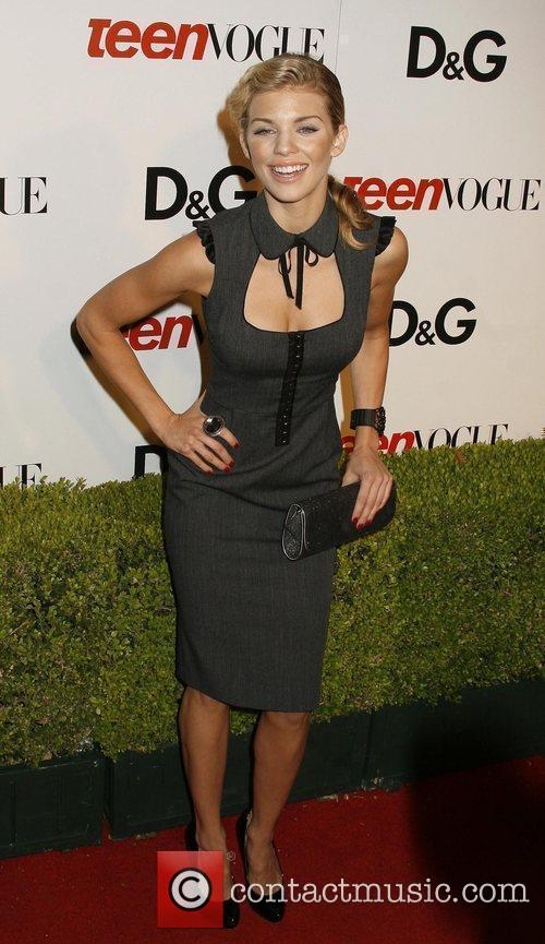 AnnaLynne McCord The 7th Annual Teen Vogue Young...