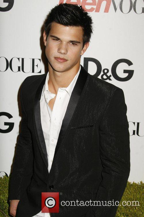 Taylor Lautner The 7th Annual Teen Vogue Young...