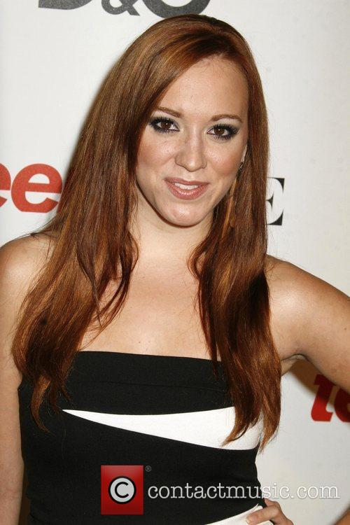 Andrea Bowen 7th Annual Teen Vogue Young Hollywood...