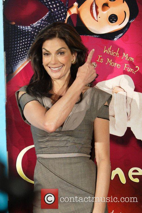 Teri Hatcher  Premiere of 'Coraline' as part...