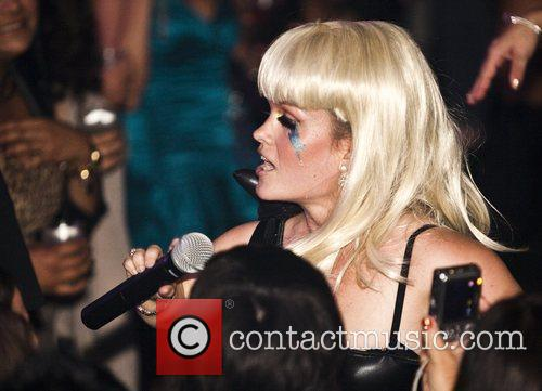Terra Jole, better known as 'Mini Lady Gaga',...