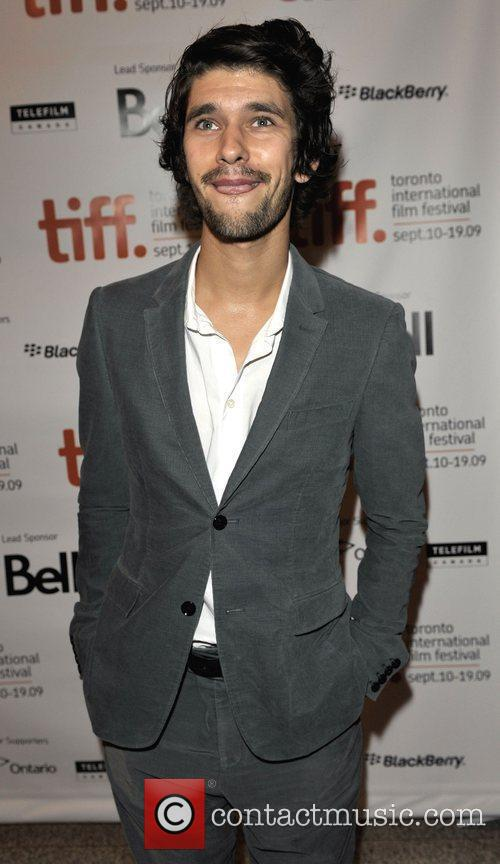 Ben Whishaw Looking Goofy