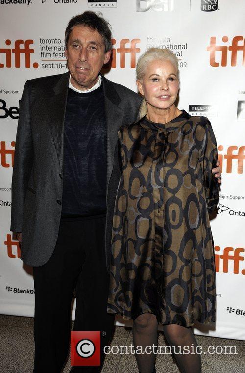 Director Ivan Reitman and wife Genevieve Robert 'City...