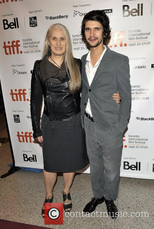 Director Jane Campion and Ben Whishaw 'City of...