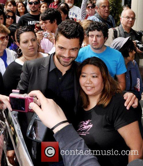 Dominic Cooper At The 2009 Toronto International Film Festival 2