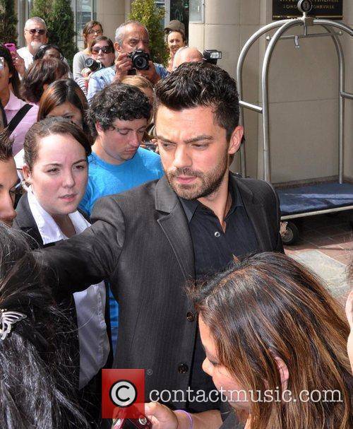 Dominic Cooper At The 2009 Toronto International Film Festival 1