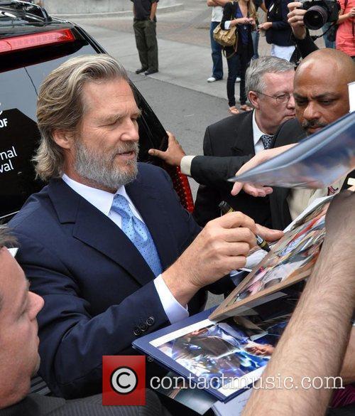 Jeff Bridges at the 2009 Toronto International Film...