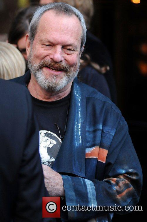 Terry Gilliam out and about during the 2009...