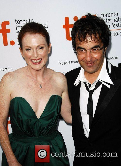 Julianne Moore and Atom Egoyan 9