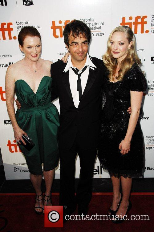 Julianne Moore and Atom Egoyan 3