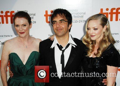 Julianne Moore and Atom Egoyan 6