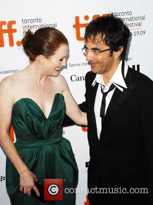 Julianne Moore and Atom Egoyan 2