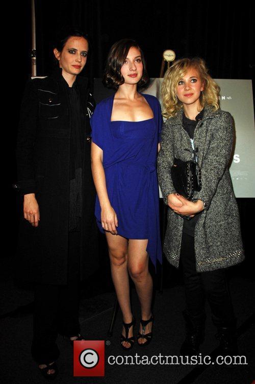 Eva Green, Maria Valverde and Juno Temple 4