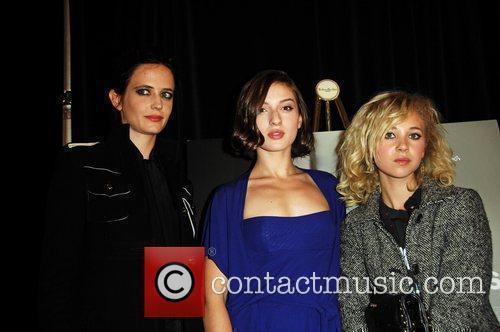Eva Green, Maria Valverde and Juno Temple 5