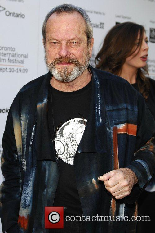 Director Terry Gilliam and Terry Gilliam 2